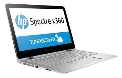 "HP Spectre 13-4101ur x360 (13.3"" / Core i7 6500U 2500 MHz / 8Gb / Intel HD Graphics / 512Gb SSD / DVD нет / Wi-Fi / BT / Win 10 Home)"