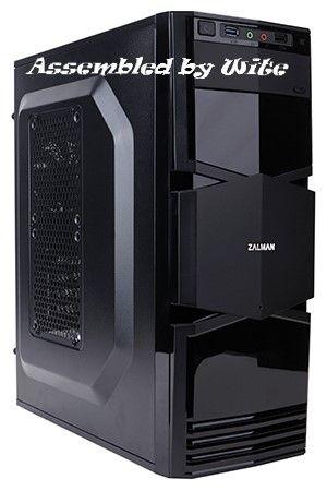 Купить системный блок WITE Gaming-4 (Intel Core I3 9100F 3600 MHz/ 16GB DDR4-2400/ 480GB SSD/ noDVD/ GeForce GTX 1650 Super 4Gb/NoOS) в интернет магазине. Цены, фото, описания, характеристики, отзывы, обзоры