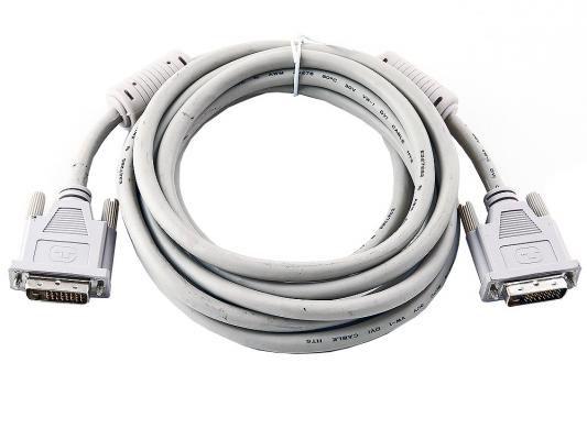 Купить Gembird Кабель сигнальный DVI-DVI 3.0м Dual Link CC-DVI2-10 в интернет магазине. Цены, фото, описания, характеристики, отзывы, обзоры