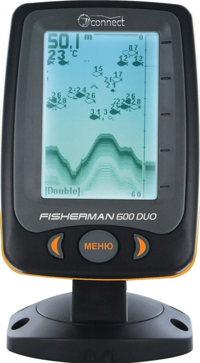 JJ-Connect Эхолот Fisherman 600 Duo