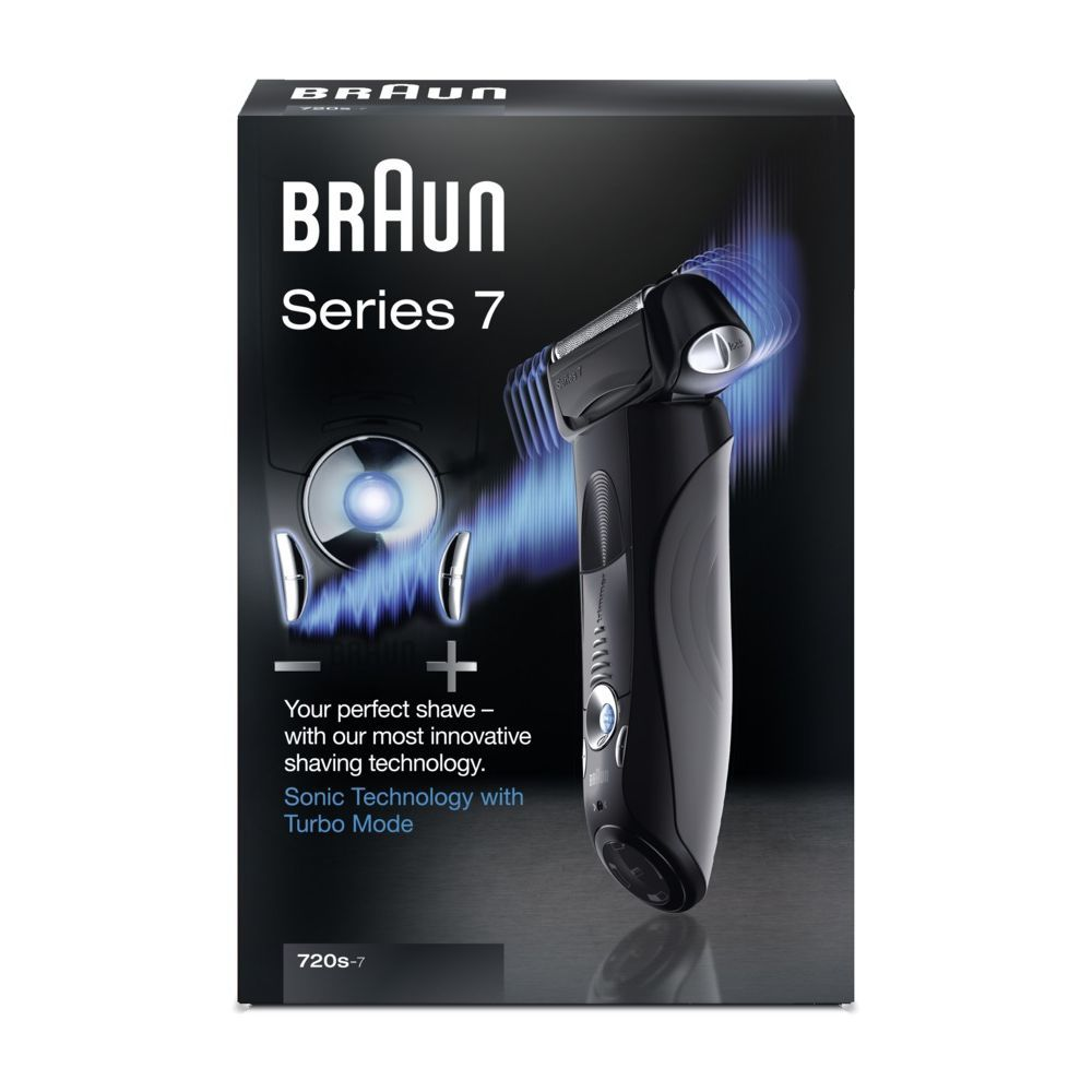 Braun 720s-7 Series 7