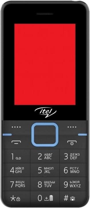 Мобильный телефон Itel IT5615 (синий) фото