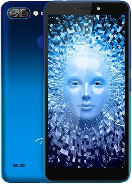 Мобильный телефон Itel A46 2/16GB (синий) фото