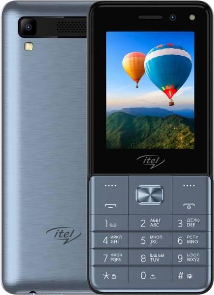 Мобильный телефон Itel IT5250 (синий) фото