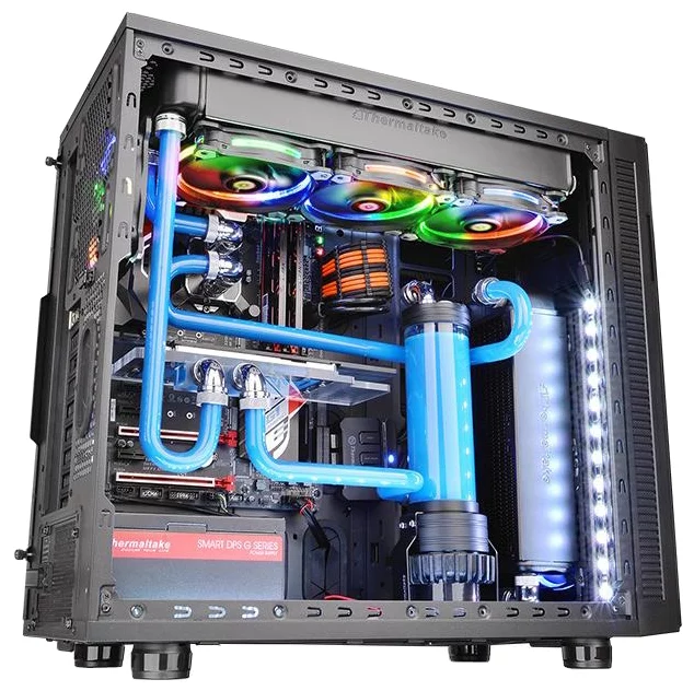 Thermaltake Core X31 CA-1E9-00M1WN-03 Black