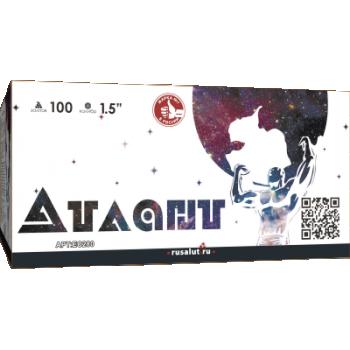 """Купить Русалют Батарея салютов """"Атлант"""" в интернет магазине. Цены, фото, описания, характеристики, отзывы, обзоры"""