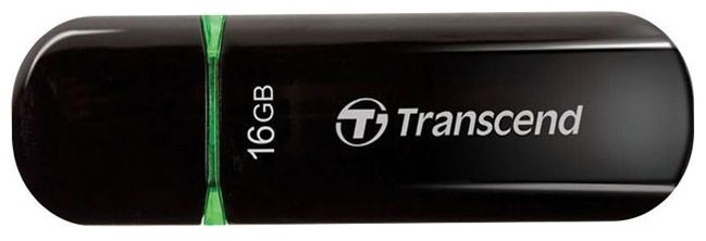 Transcend JetFlash 600 16gb