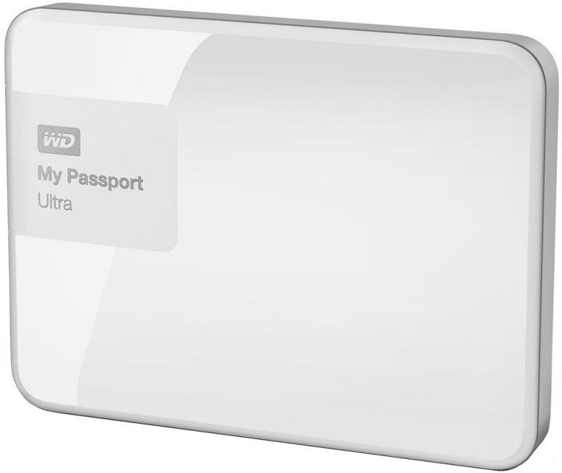 "Western Digital My Passport Ultra 2.5"" 1Tb WDBDDE0010BBL-EEUE USB3.0"