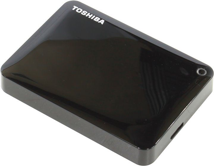 "Toshiba Canvio Connect II 2.5"" 2Tb USB3.0"