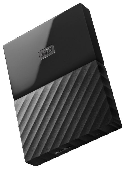 Western Digital My Passport 1TB (WDBBEX0010B)