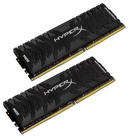 Купить оперативная память Kingston HyperX Predator 16Gb PC32000 DDR4 KIT2 4000MHz HX440C19PB3K2/16 в интернет магазине. Цены, фото, описания, характеристики, отзывы, обзоры