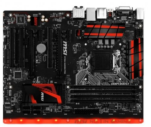 MSI B150A GAMING PRO s1151