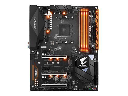 GigaByte GA-AX370-Gaming K5 (rev. 1.0) AM4