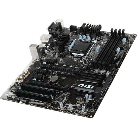 MSI Z170A PC MATE s 1151