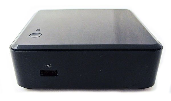 Intel NUC DC3217IYE Core i3-3217U 1,8Ghz / 16gb DDR3 Support / miniPCI-e, mSATA /2 HDMI / 3 USB / GB Lan