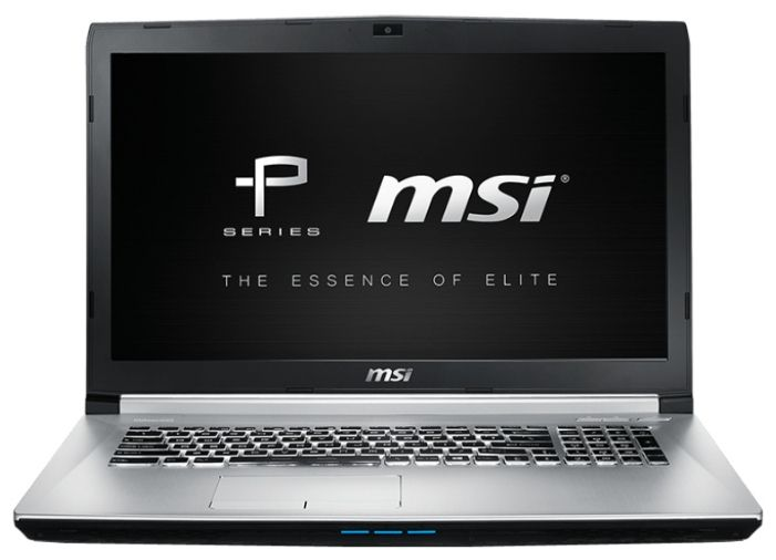 "MSI PE 70 6QE-061RU (17,3"" / Core i7 6700HQ / 8Gb / 2Gb GTX 960M / 1Tb HDD+128Gb SSD / WiFi / BT / Win10) MS-1795"