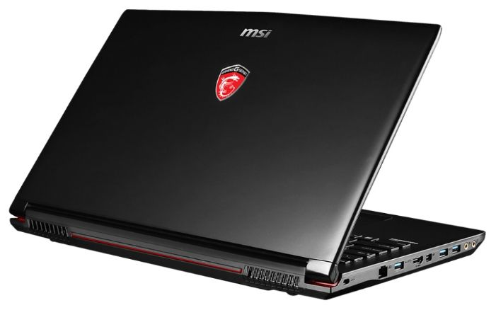"MSI GP62 2QE-417XRU Leopard Pro (15,6"" / Core i5 4210H / 8Gb / 2Gb GTX 950M / DVD-RW / 750Gb HDD / WiFi / BT / DOS) MS-16J3"