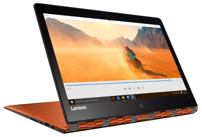 "Lenovo Yoga 900-13ISK (13.3"" / Core i7 6500U 2500 MHz / 16.0Gb / Intel HD Graphics 520 / 512Gb SSD / DVD нет / Wi-Fi / BT / Win 10 Home)"