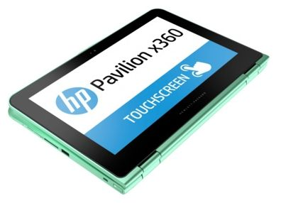 "HP PAVILION 11-k102ur x360 (Core m3 6Y30 900 MHz/11.6""/1366x768/4.0Gb/128Gb SSD/DVD нет/Intel HD Graphics 515/Wi-Fi/Bluetooth/Win 10 Home)"