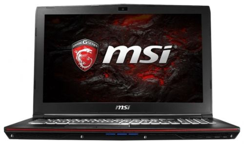 "MSI GP62 7RD-293XRU Leopard (Intel Core i7 7700HQ 2700 MHz/15.6""/1920x1080/16Gb/1000Gb HDD/DVD-RW/NVIDIA GeForce GTX 1050/Wi-Fi/Bluetooth/DOS)"