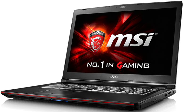 "MSI GP72 6QF-272ru Leopard Pro (17,3"" / Core i7 6700HQ / 16Gb / 2Gb GTX 960M / DVD-RW / 1Tb + 128Gb SSD / WiFi / BT / Win10) MS-1795"