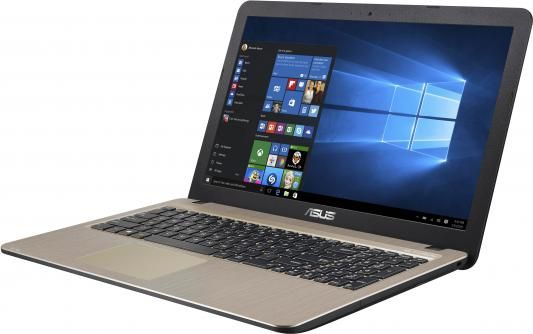 "ASUS X540SC-XX033T (Intel Pentium N3700 1600 MHz/15.6""/1366x768/4Gb/500Gb/DVD-RW/NVIDIA GeForce 920M/Wi-Fi/Bluetooth/Win 10 Home)"