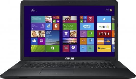 "ASUS X751SA-TY004D (Intel Celeron N3050 /17.3""/1600x900/4.0Gb/500Gb/DVD-RW/Intel HD Graphics/Wi-Fi/Bluetooth/DOS)"