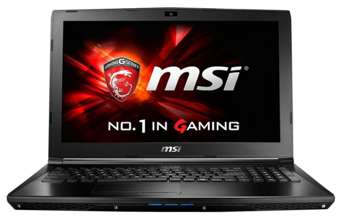 "MSI GL62 6QD-007RU (15.6"" / 1920x1080 / Core i5 6300Q / 8Gb / GTX 950M / 1Tb/ DVD-RW / Wi-Fi / BT / Win 10 Home)"