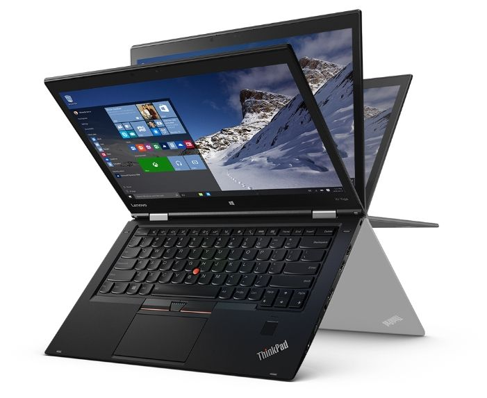 "Lenovo THINKPAD X1 Yoga (14"" / Core i7 6500U / 8Gb / Intel HD Graphics 520 / 256Gb SSD / DVD нет / Wi-Fi / BT / LTE / Win 10 Pro)"