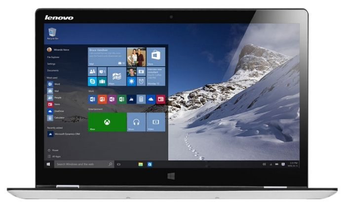 "Lenovo Yoga 700 14 80QD006PRK (Core i7 6500U 2500 MHz/14.0""/1920x1080/8.0Gb/256Gb SSD/DVD нет/NVIDIA GeForce 940M/Wi-Fi/Bluetooth 4.0/Win 10 Home)"