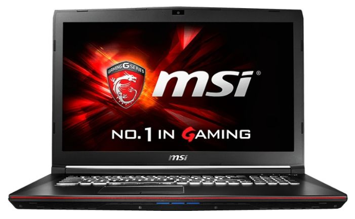 "MSI GP72 6QF-276XRU Leopard Pro (17,3"" / Core i5 6300HQ / 8Gb / 2Gb GTX 960M / 1Tb HDD / WiFi / BT / DOS)"