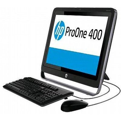 "HP ProOne 400 G1 N0D61ES (Core i3 4160 3000MHZ/23""/1920X1080/4GB/500GB/DVD-RW/intel hd graphics 4400/WI-FI/BLUETOOTH/WIN 8 64)"