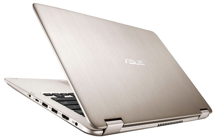 "ASUS VivoBook Flip TP301UA-C4025T  (Intel Core i7 6500U 2500 MHz/13.3""/1920x1080/ 8Gb/ 1Tb/DVD нет/Intel HD Graphics 520/Wi-Fi/Bluetooth/Win 10 Home)"