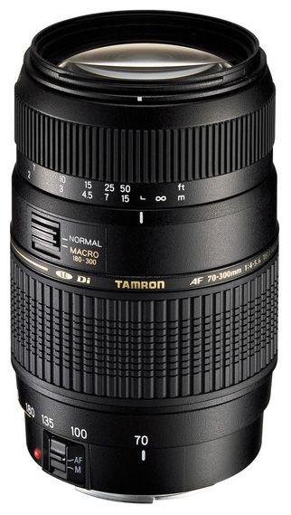 Купить Tamron AF 70-300mm f/4-5.6 Di LD MACRO 1:2 Nikon F в интернет магазине. Цены, фото, описания, характеристики, отзывы, обзоры