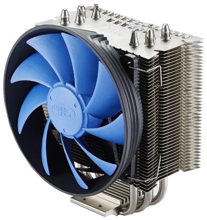 Купить кулер Deepcool GAMMAXX S40 4-pin Al+Cu 130W S1150/1151/S1155, S2011, AM2+/ AM3+/AM4/ FM2+ в интернет магазине. Цены, фото, описания, характеристики, отзывы, обзоры