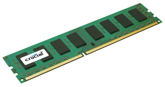 Crucial 8Gb PC12800 (1600MHz) CT102464BA160B