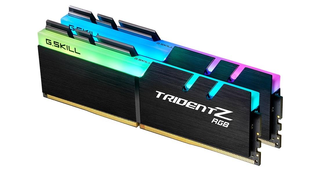 Купить оперативная память G.Skill TRIDENT Z RGB 16Gb KIT2 DDR4 DIMM PC24000 F4-3600C18D-16GTZR в интернет магазине. Цены, фото, описания, характеристики, отзывы, обзоры