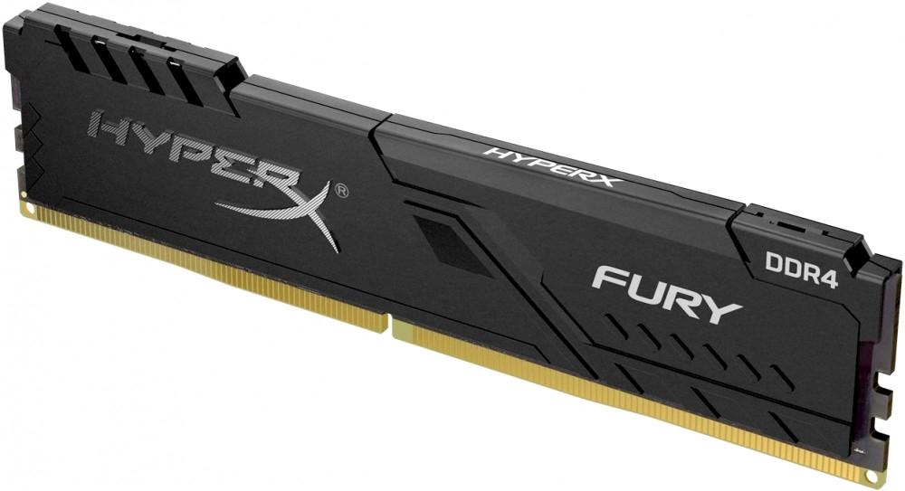 Купить оперативная память Kingston HyperX FURY 16Gb PC25600 DDR4 HX432C16FB3/16 в интернет магазине. Цены, фото, описания, характеристики, отзывы, обзоры