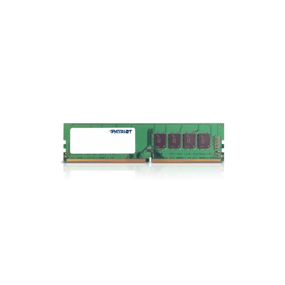 Купить оперативная память Patriot 4Gb PC19200 DDR4 DIMM 2400MHz PSD44G240081 в интернет магазине. Цены, фото, описания, характеристики, отзывы, обзоры