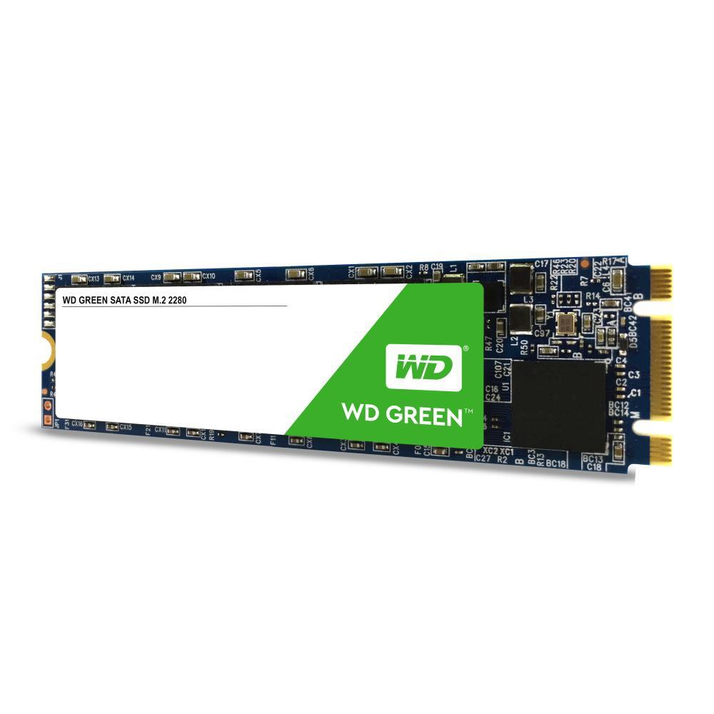 Western Digital M.2 2280 120Gb WD Green WDS120G2G0B