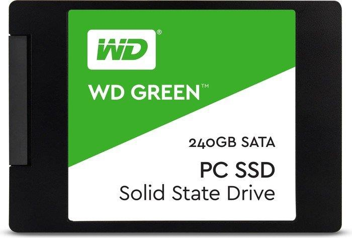 "Western Digital 2.5"" 240Gb WD Green WDS240G2G0A"