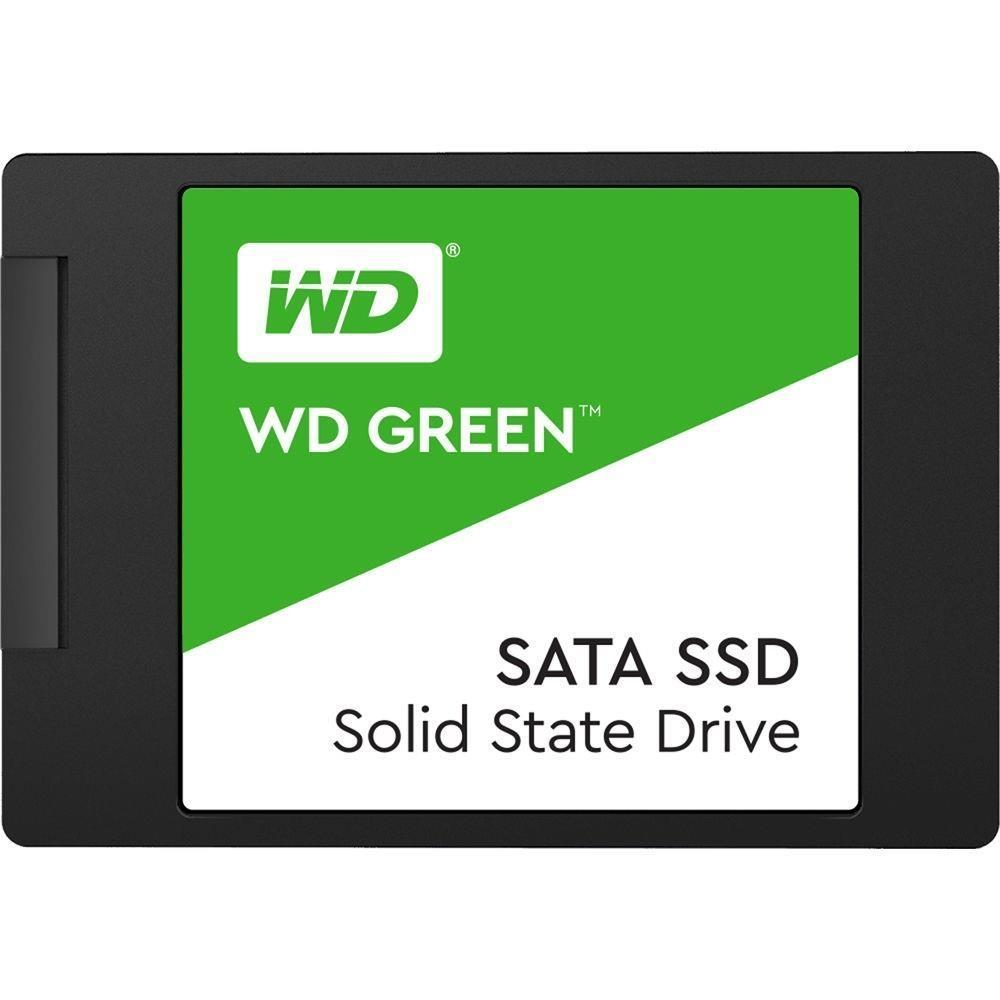 """Купить ssd накопитель Western Digital WD Green 2.5"""" 480Gb WDS480G2G0A в интернет магазине. Цены, фото, описания, характеристики, отзывы, обзоры"""