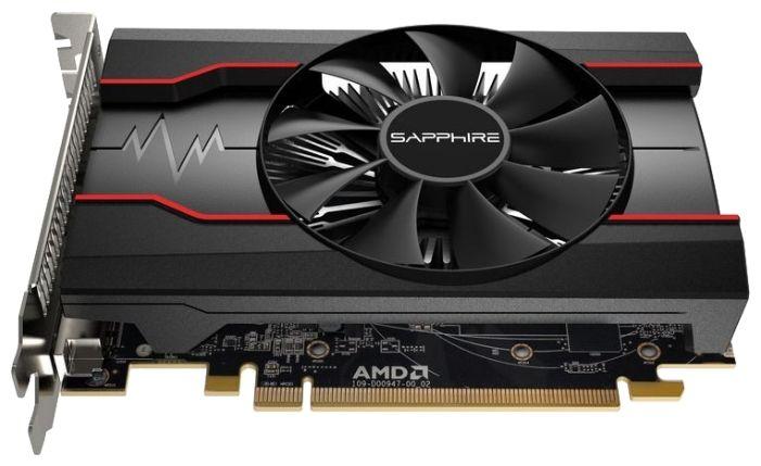 Видеокарта Sapphire, Pulse Radeon RX 550 1206Mhz PCI-E 3.0 4096Mb 7000Mhz 128 bit DVI HDMI HDCP 11268-01-20G  - купить со скидкой