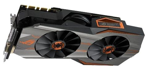 ASUS GeForce GTX 980 Ti 1190Mhz PCI-E 3.0 6144Mb 7200Mhz 384 bit DVI HDMI HDCP MATRIX