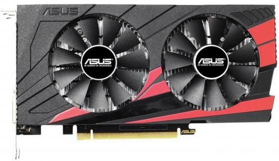 ASUS GeForce GTX 1050 Ti 1290Mhz PCI-E 3.0 4096Mb 7008Mhz 128 bit DVI HDMI HDCP Expedition EX-GTX1050TI-4G
