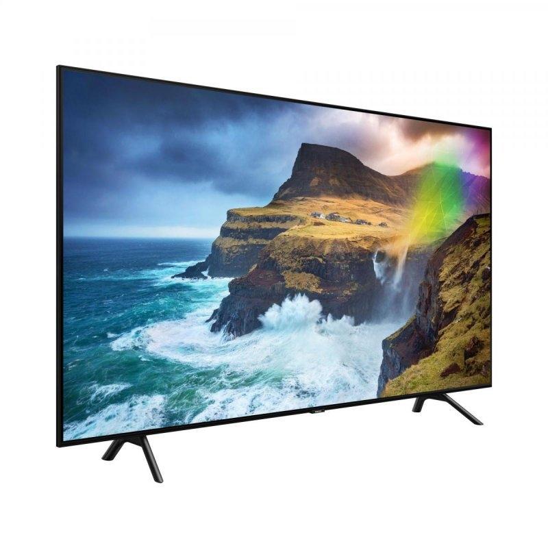 Купить телевизор Samsung QE55Q70RAUXRU в интернет магазине. Цены, фото, описания, характеристики, отзывы, обзоры