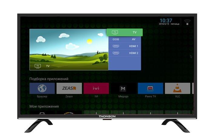 Купить телевизор Thomson T49FSL5130 в интернет магазине. Цены, фото, описания, характеристики, отзывы, обзоры