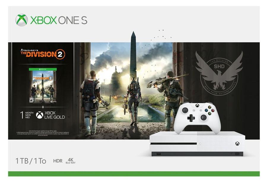 Купить игровая приставка Microsoft Xbox One S 1Tb Tom Clancys The Division 2 (234-00882) в интернет магазине. Цены, фото, описания, характеристики, отзывы, обзоры