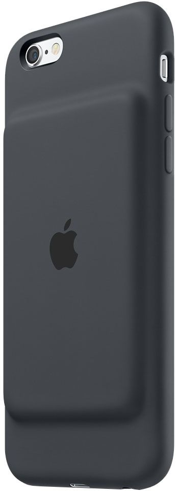 Apple Чехол-накладка Smart Battery Case для Apple iPhone 6