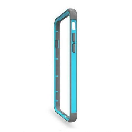 Hoco Бампер Double Color Bracket Bumper для Apple iPhone 6/6s